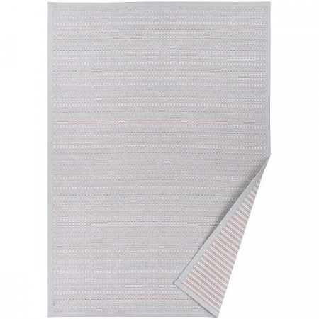 Šedý vzorovaný oboustranný koberec Narma Esna, 140 x 200cm