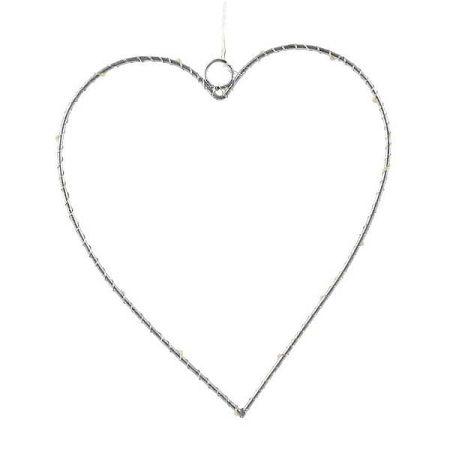 Světelná LED dekorace Villa Collection Heart