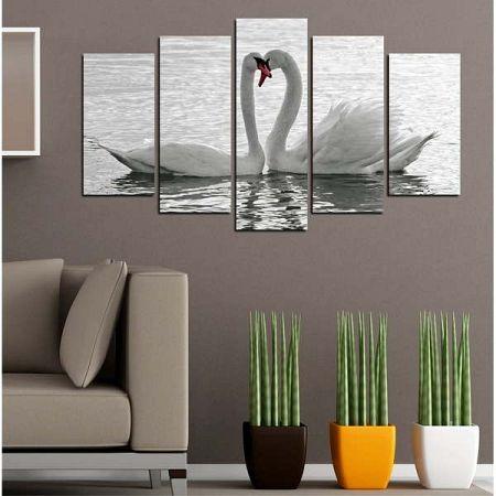 Vícedílný obraz Insigne Romantic Flick, 102x60cm
