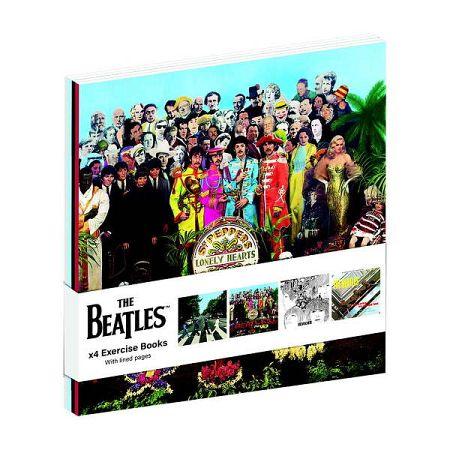 Zápisník Pyramid International The Beatles